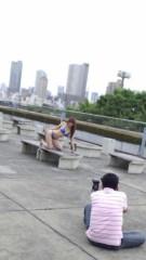 渋沢一葉 公式ブログ/撮影中〜 画像1
