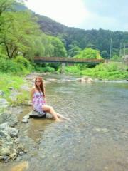 渋沢一葉 公式ブログ/川遊びο 画像2