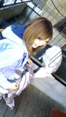 渋沢一葉 公式ブログ/後輩がヤギに食べられましたw 画像2