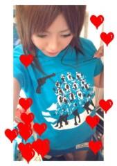 渋沢一葉 公式ブログ/ミニスカポリスTシャツο 画像1