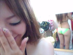 渋沢一葉 公式ブログ/特殊ポロリο 画像1