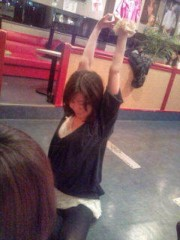渋沢一葉 公式ブログ/ミニスカマッサージο 画像2