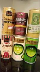 渋沢一葉 公式ブログ/缶コーヒー 画像1