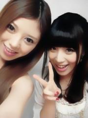渋沢一葉 公式ブログ/巨大サラミ一気食い…!! 画像3