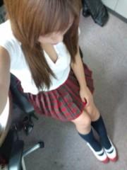 渋沢一葉 公式ブログ/衣装は制服ー!! 画像1