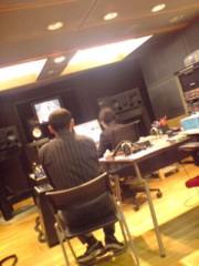 渋沢一葉 公式ブログ/レコーディングο 画像2