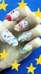 渋沢一葉 公式ブログ/ネイルアップ 画像2