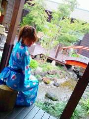 渋沢一葉 公式ブログ/浴衣ο 画像1