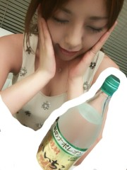 渋沢一葉 公式ブログ/最初で最後の酔っ払い姿… 画像3