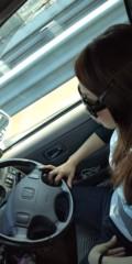渋沢一葉 公式ブログ/車内 画像3