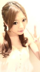 渋沢一葉 公式ブログ/オシャレおさげ。 画像1