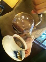 渋沢一葉 公式ブログ/1杯900円のコーヒー。 画像3
