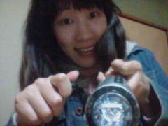 咲倉杏子 公式ブログ/自家発電☆ 画像1