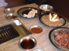 あっち幾三 公式ブログ/久しぶりの肉ぅー 画像1