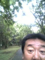あっち幾三 公式ブログ/森林浴中 画像1