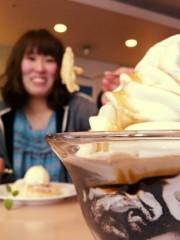 河野 春菜 公式ブログ/食べログ。 画像1