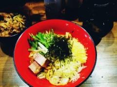 河野 春菜 公式ブログ/油そば。 画像1