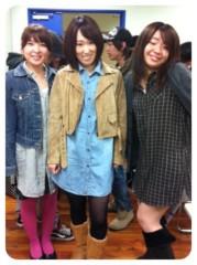 河野 春菜 公式ブログ/三人娘。 画像1