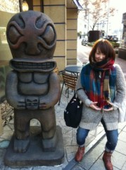 河野 春菜 公式ブログ/土偶。 画像3
