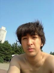 黒田勇樹 公式ブログ/Tシャツ焼け 画像1