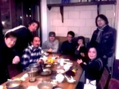 川久保秀一 公式ブログ/忘年会 画像1