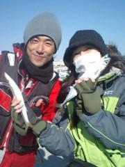川久保秀一 公式ブログ/釣り部体験入部 画像1