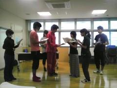 川久保秀一 公式ブログ/稽古見学 画像3
