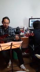 川久保秀一 公式ブログ/レコーディング再開 画像1