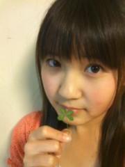 櫻井杏美 公式ブログ/クローバー 画像2