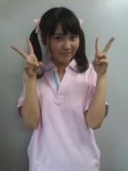 櫻井杏美 公式ブログ/(ρ_;) 画像1