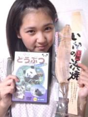櫻井杏美 公式ブログ/おたのしみ 画像2