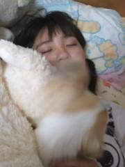 櫻井杏美 公式ブログ/寝ちゃいました 画像1
