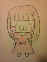櫻井杏美 公式ブログ/自画像。 画像1