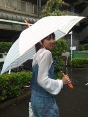 櫻井杏美 公式ブログ/雨だね 画像1
