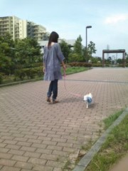 櫻井杏美 公式ブログ/おさんぽ(Ξ^・ω・^Ξ) 画像3