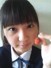 櫻井杏美 公式ブログ/いちご 画像2