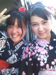 櫻井杏美 公式ブログ/まつり。 画像2