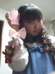 櫻井杏美 公式ブログ/杏美ハーフ? 画像2