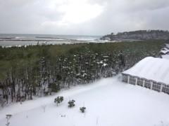 OZ 公式ブログ/雪景色で朝食 画像2