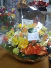 OZグレートライブ、ズキトモ揃って。 公式ブログ/お花もありがとう! 画像2