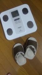 OZ 公式ブログ/体重計とダイエットサンダル 画像1