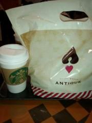 OZ 公式ブログ/ANTIQEのチョコリング 画像1