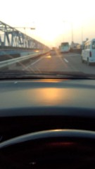 OZ 公式ブログ/夕日とドライブ 画像1