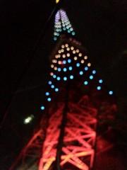OZグレートライブ、ズキトモ揃って。 公式ブログ/東京タワー 画像1