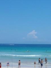 OZ 公式ブログ/キレイな海でボディボード! 画像3