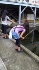 OZ 公式ブログ/マス釣りに初挑戦! 画像1