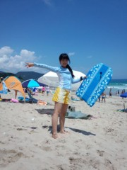 OZ 公式ブログ/キレイな海でボディボード! 画像2