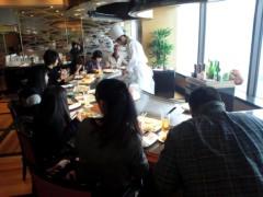 OZ 公式ブログ/ステーキで忘年会 画像2