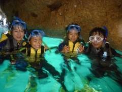 OZ 公式ブログ/青の洞窟 画像1