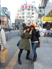 OZ 公式ブログ/渋谷で 画像1